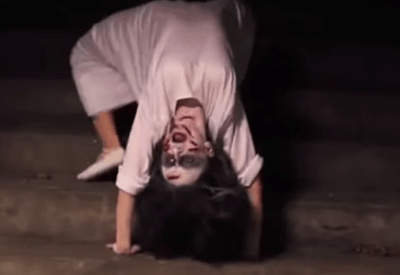 Broma el exorcista