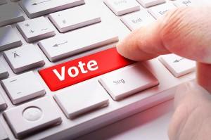 Modalidades de voto online