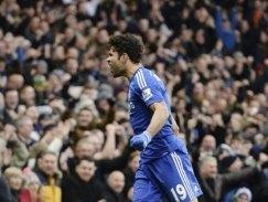 Mejor jugador de fútbol Diego Costa