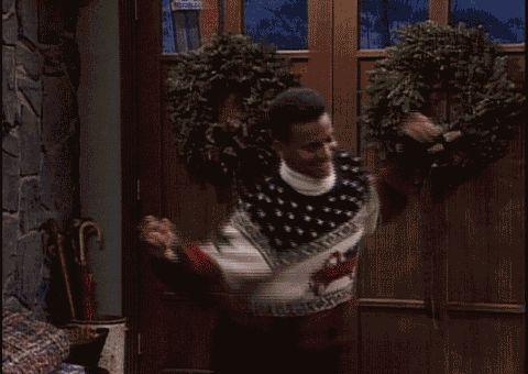 Carlton bailando