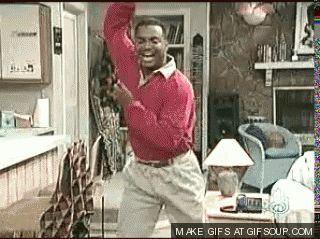 Carlton bailando otra vez