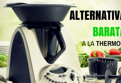 Alternativas baratas a la Thermomix