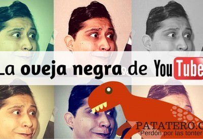 La oveja negra de Youtube