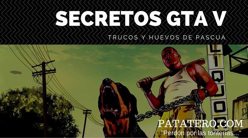 SECRETOS de GTA 5